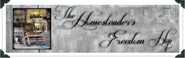 a homesteaders freedom hop